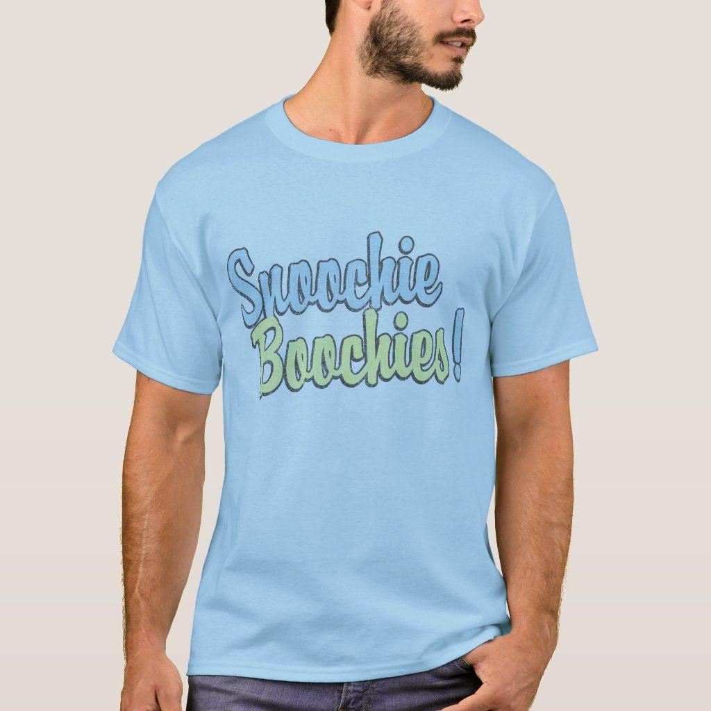 Snooch to the nooch. Snoogans.