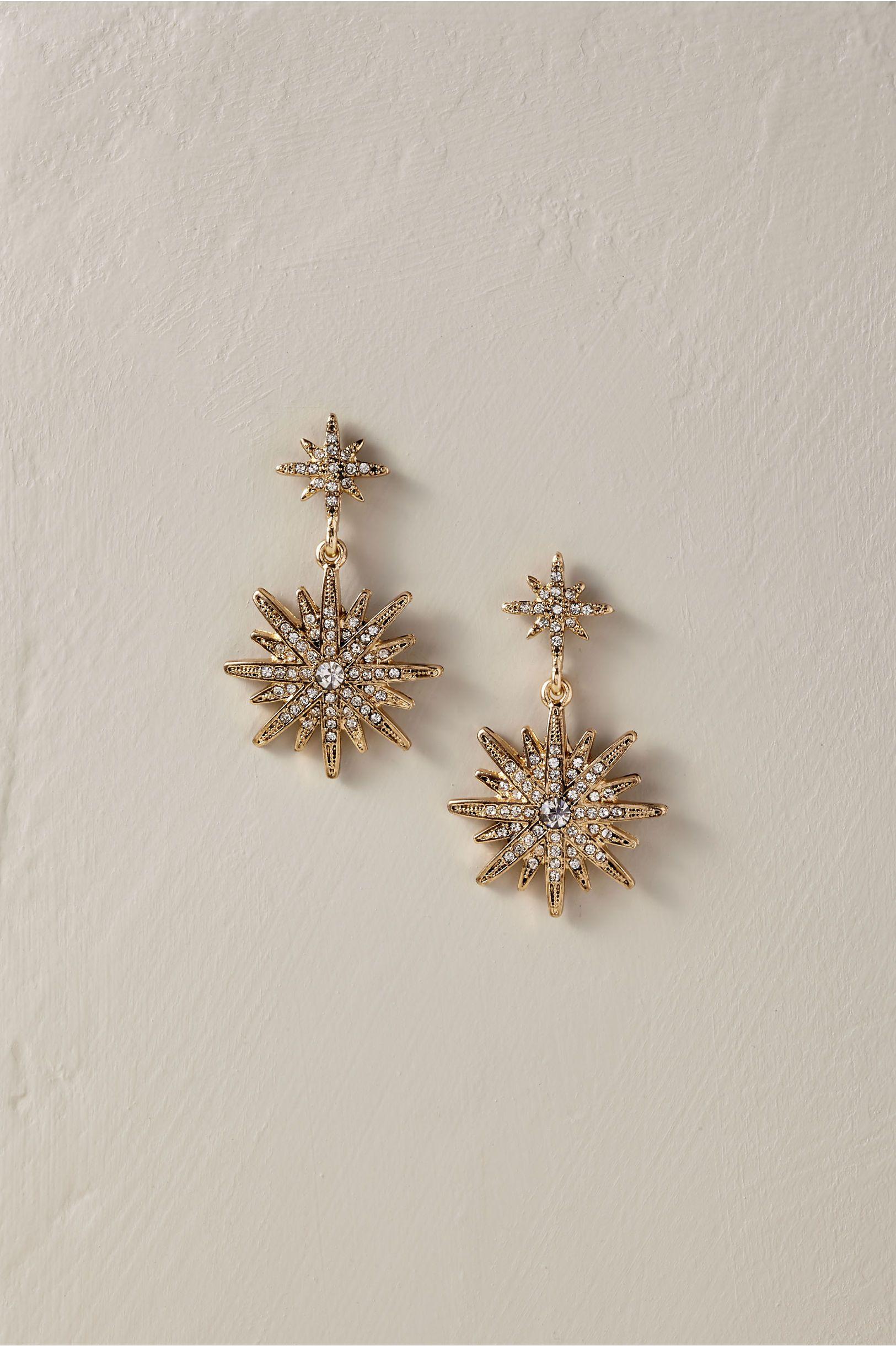 Nebula Drop Earrings