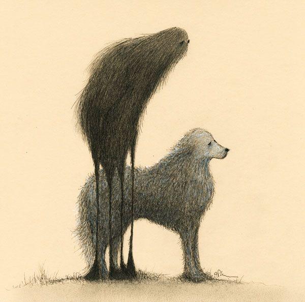 villagedog:    Jeannie Lynn Paske, In One Form or Another  http://obsolete-world.blogspot.com/