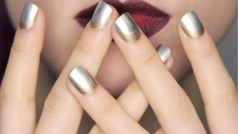 Best Nail Trends Mixing Metals Creatures Of The Wind Fall 2016 Collection