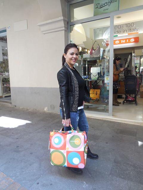 Rosalia ha scelto la sua tote bag preferita. Fallo anche tu!