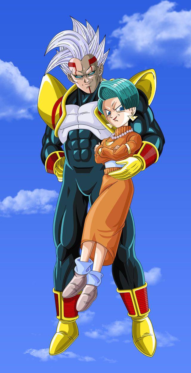 Baby Vegeta And Bulma Anime Dragon Ball Super Dragon Ball Art Dragon Ball Super Manga