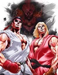 Image Result For Ryu Ken Wallpaper Personagens Street Fighter