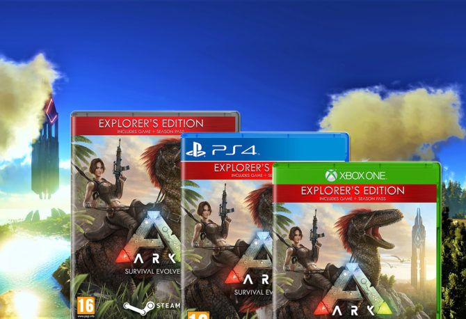 Attractive ARK: Survival Evolved   Limited Collectors Edition Bei Amazon Aufgetaucht    #ARK #ARKSurvivalEvolved