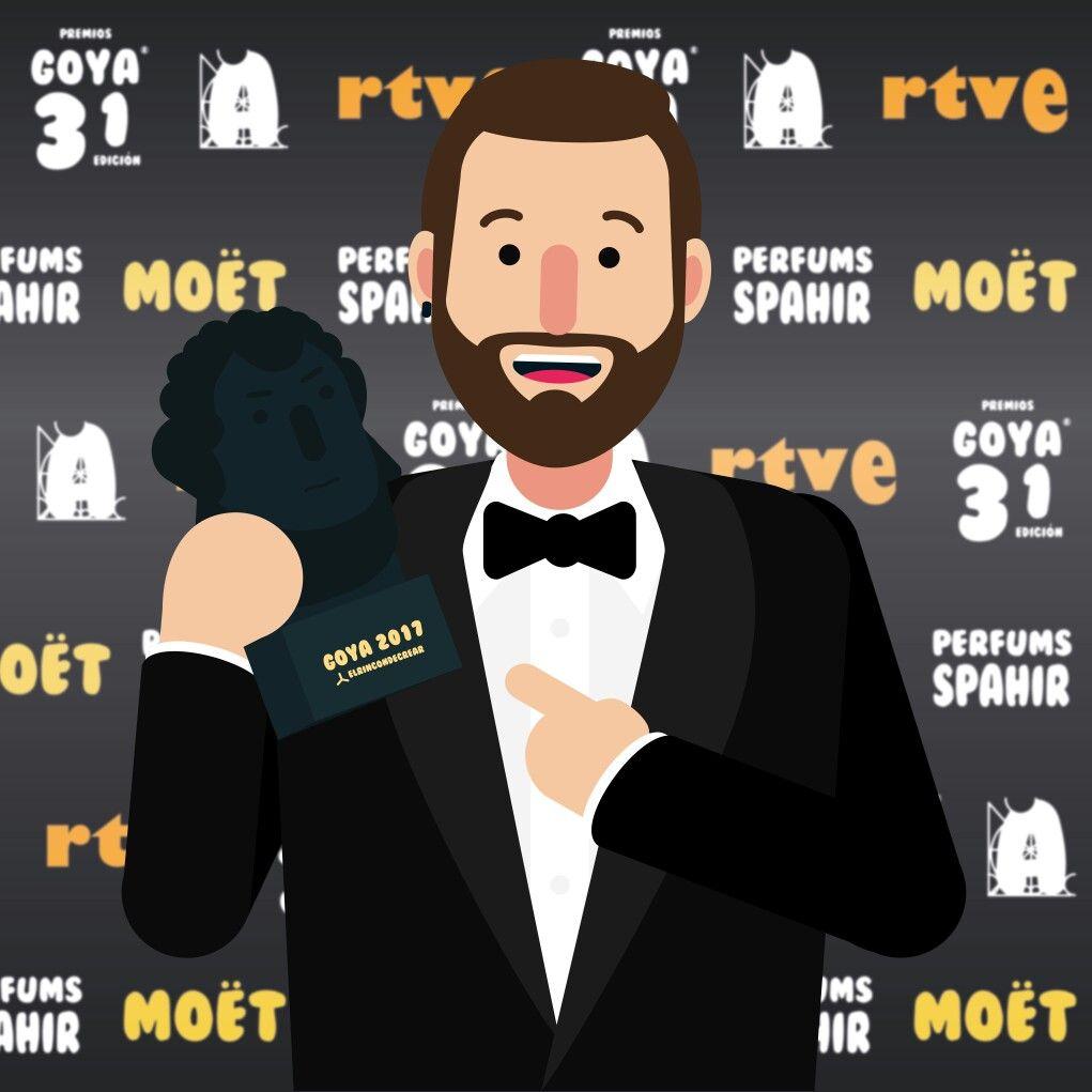 Dani Rovira - Goya 2017