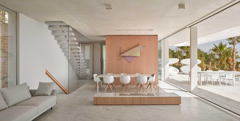 Oslo House Picture Gallery Interior Design Furniture Concrete
