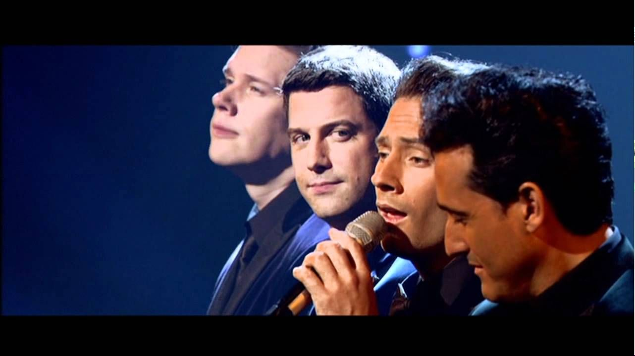 Il divo hallelujah playlist christmas pinterest songs leonard cohen and gospel music - Il divo songs ...