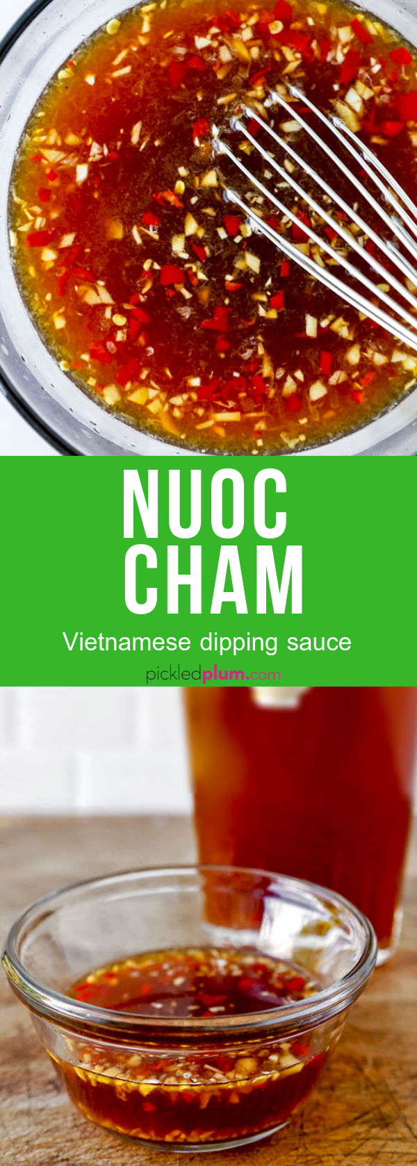 Nuoc Cham (Vietnamese Dipping Sauce) images