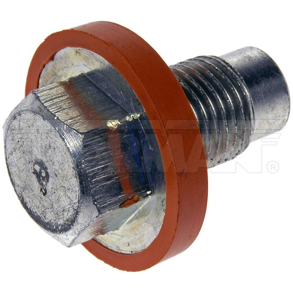 Autograde Oil Drain Plug Pilot Point Molded Gasket 1/2-20