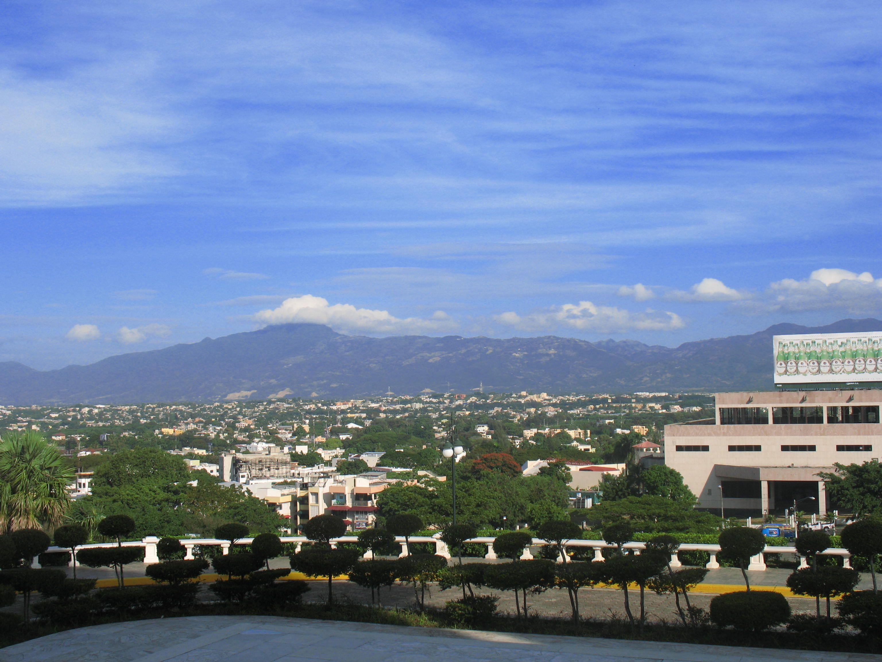 Dominican republic Santiago de los Caballeros