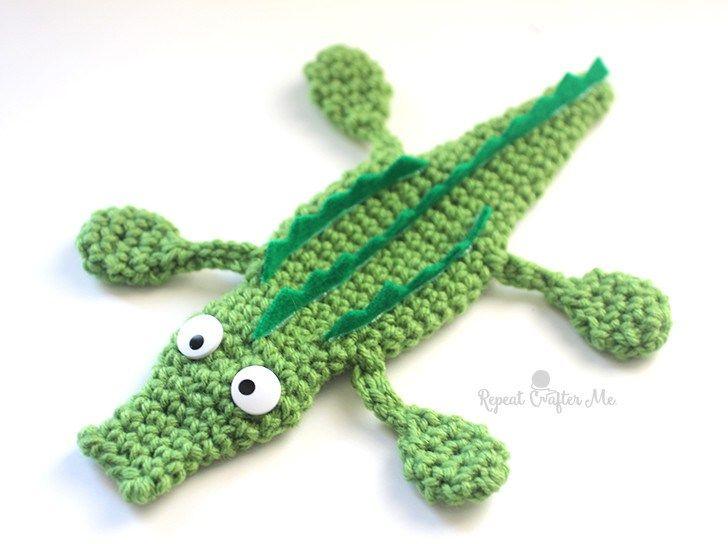 See You Later Crochet Alligator Alligators Free Crochet And Crochet