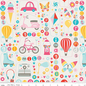 Love Girl Crazy from Riley Blake available @sewbeehappy.co.uk while stocks last!