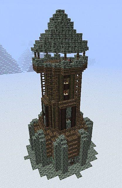 Wizard tower idea Minecraft ideas Pinterest Tower, Minecraft - fresh minecraft blueprint apps