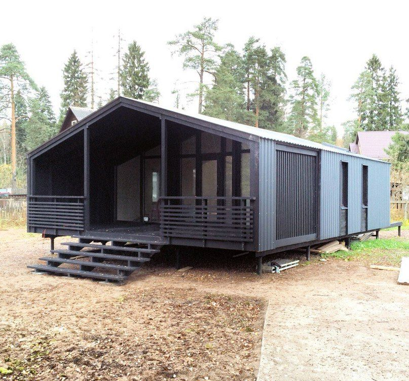 фотография House Design In 2019 House Design Tiny