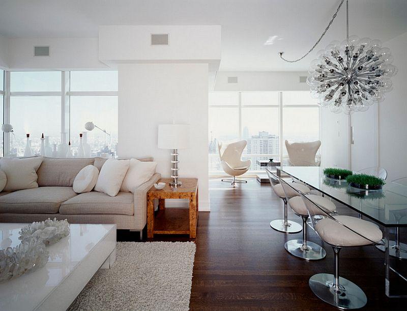 Soho style NYC home with iconic decor