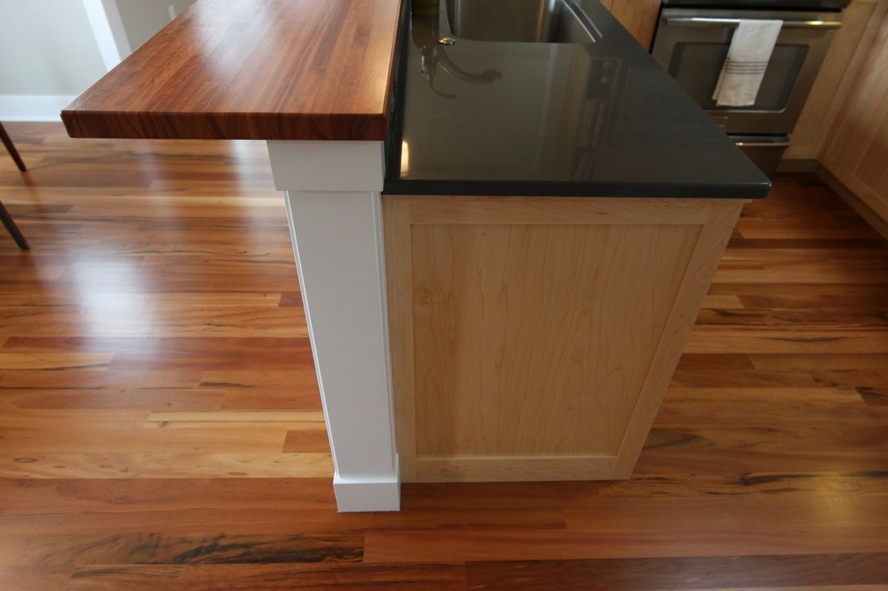 Beau Flooring : New Wooden Bar Tops With Accessories And Furniture Kitchen  Design With Wooden Countertop