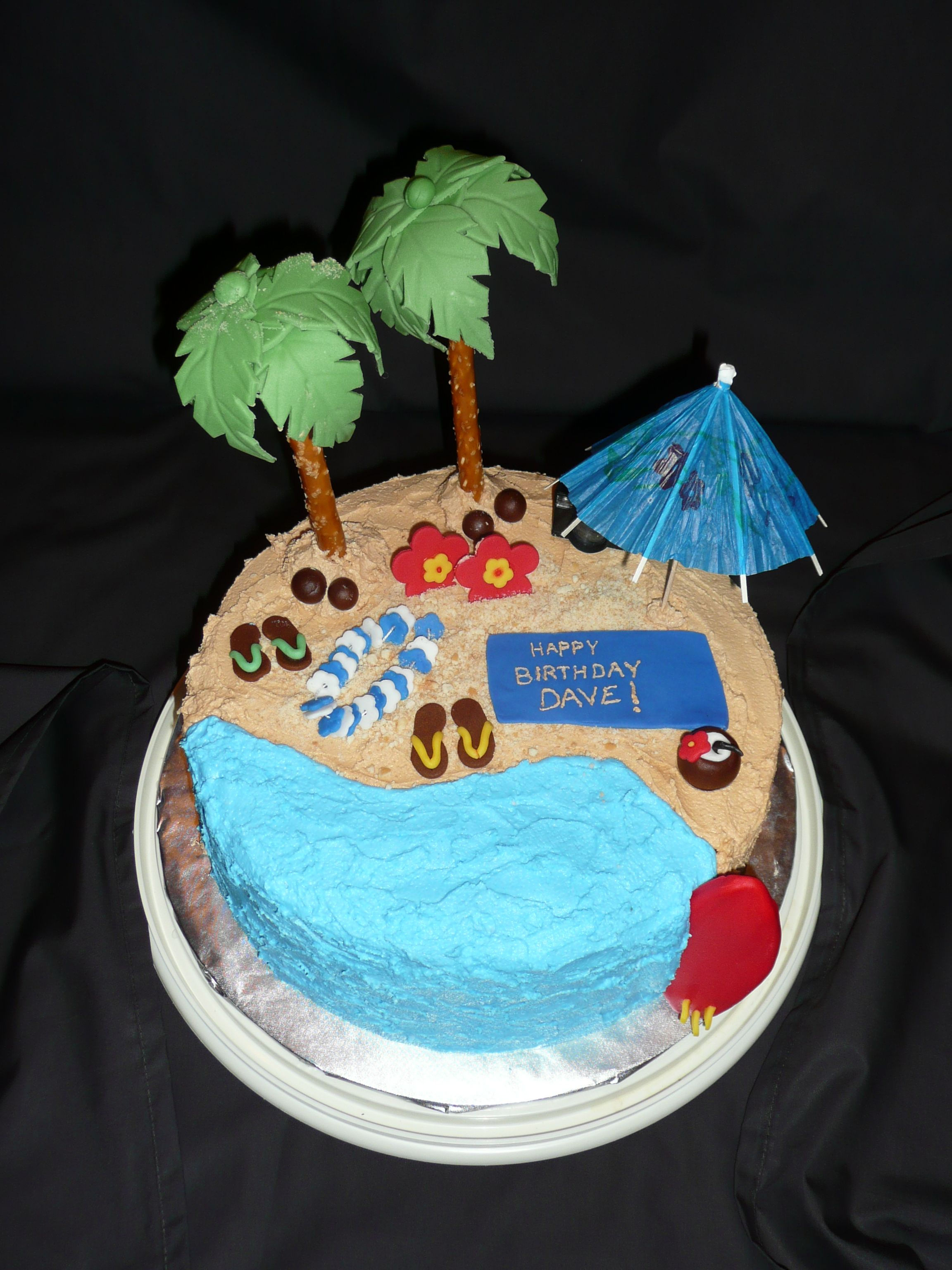 This Would Be Cute For The Cake With 2 Adult Footprints Sandles