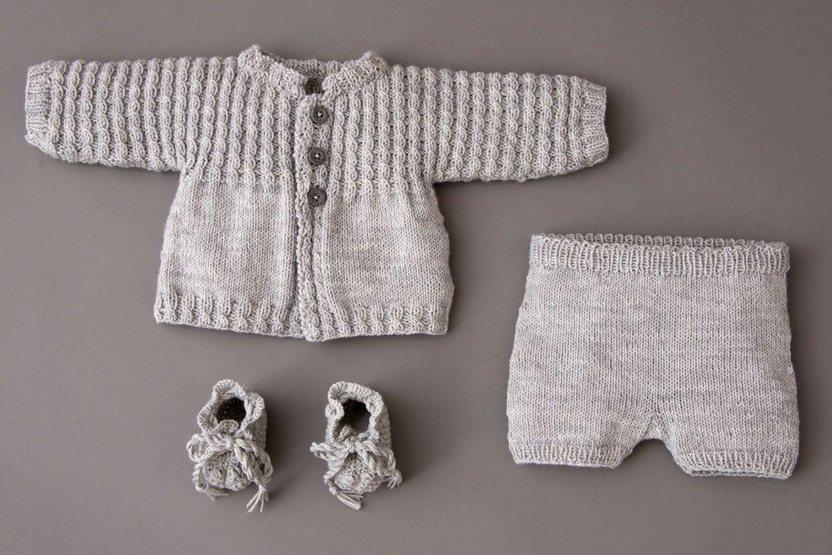 Lana Grossa JACKE, HOSE & SCHUHE Cool Wool Baby - FILATI INFANTI No. 9 - Modell 37-39 | FILATI.cc WebShop