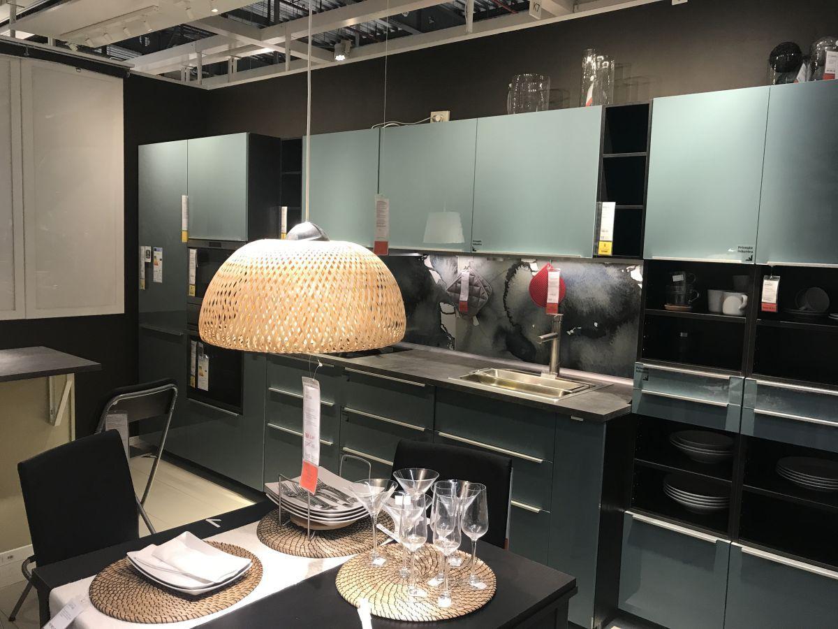 Erstellen Sie einen stilvollen Raum, der mit einem IKEA ...