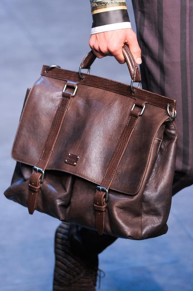 Dolce   Gabbana Men s Briefcase  ffd46b98975a8