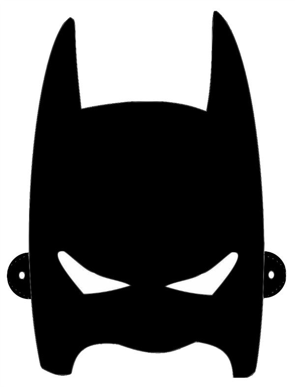 graphic about Printable Batman Mask called Printable Halloween Masks Batman birthday bash in just 2019