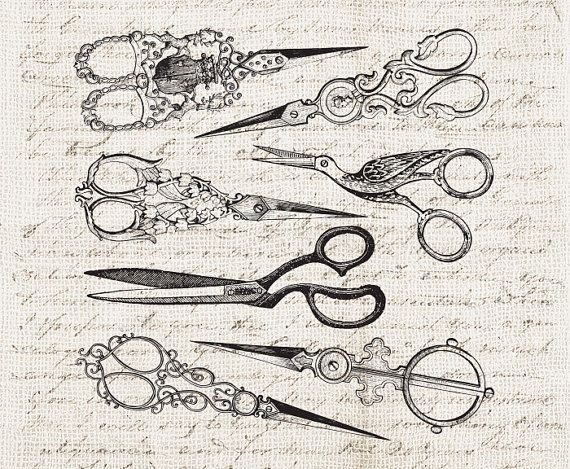 Scissors Office & School Supplies European Vintage Sewing Scissors Cloud Towel Pattern Dressmaker Shears Scissors Antique Scissors Fabric Craft