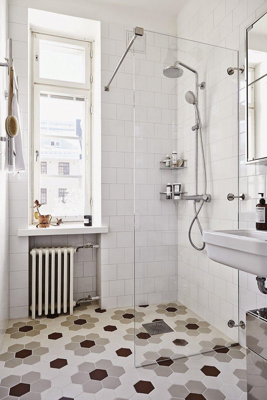 3 PROJETOS MONOCROMÁTICOS | Pinterest | Bath, Attic and Attic bathroom