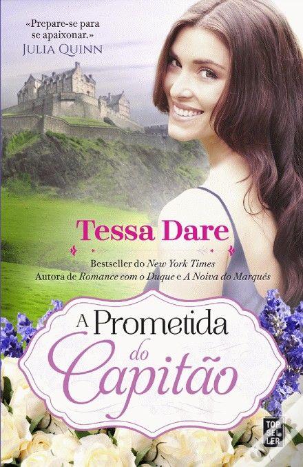 A Prometida Do Capitao Tessa Dare Wook Livros De Romance