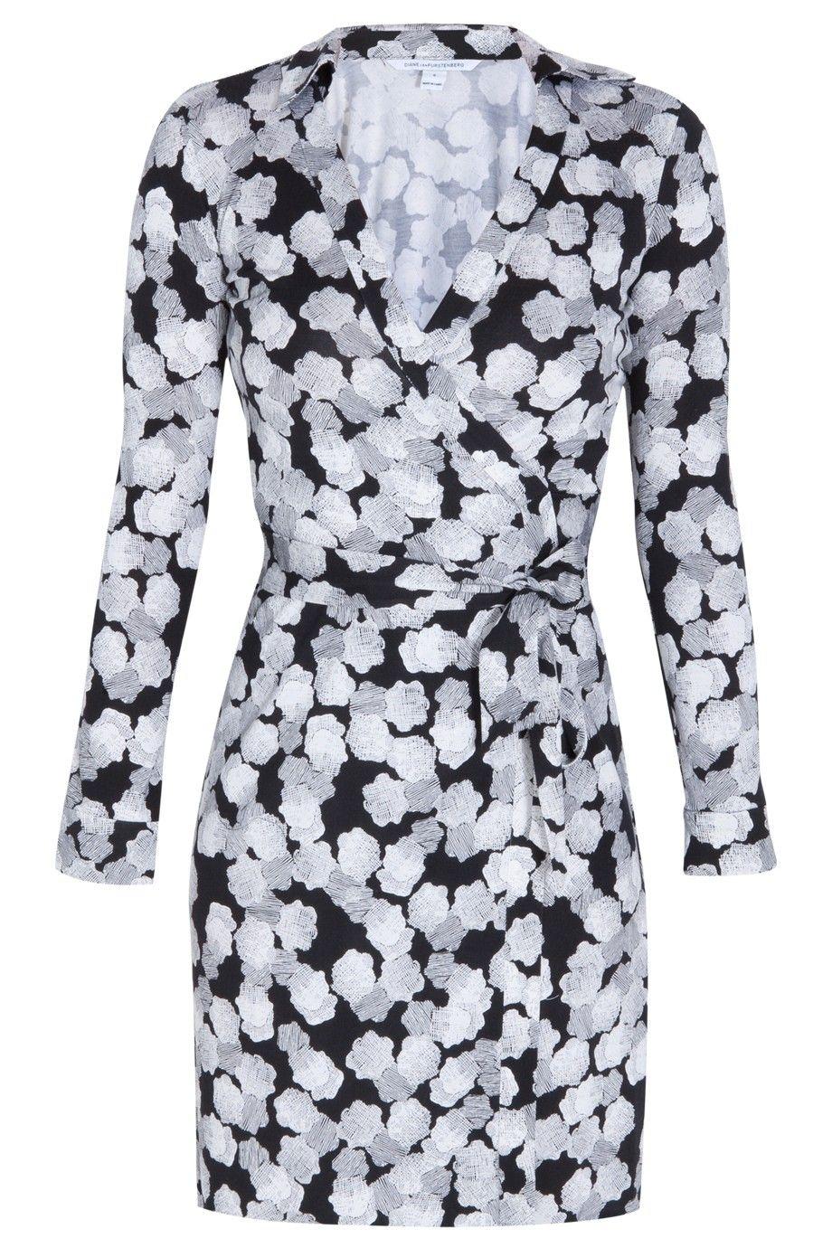 New Jeanne Two Dress By DIANE VON FURSTENBERG @ http://www.boutique1.com/