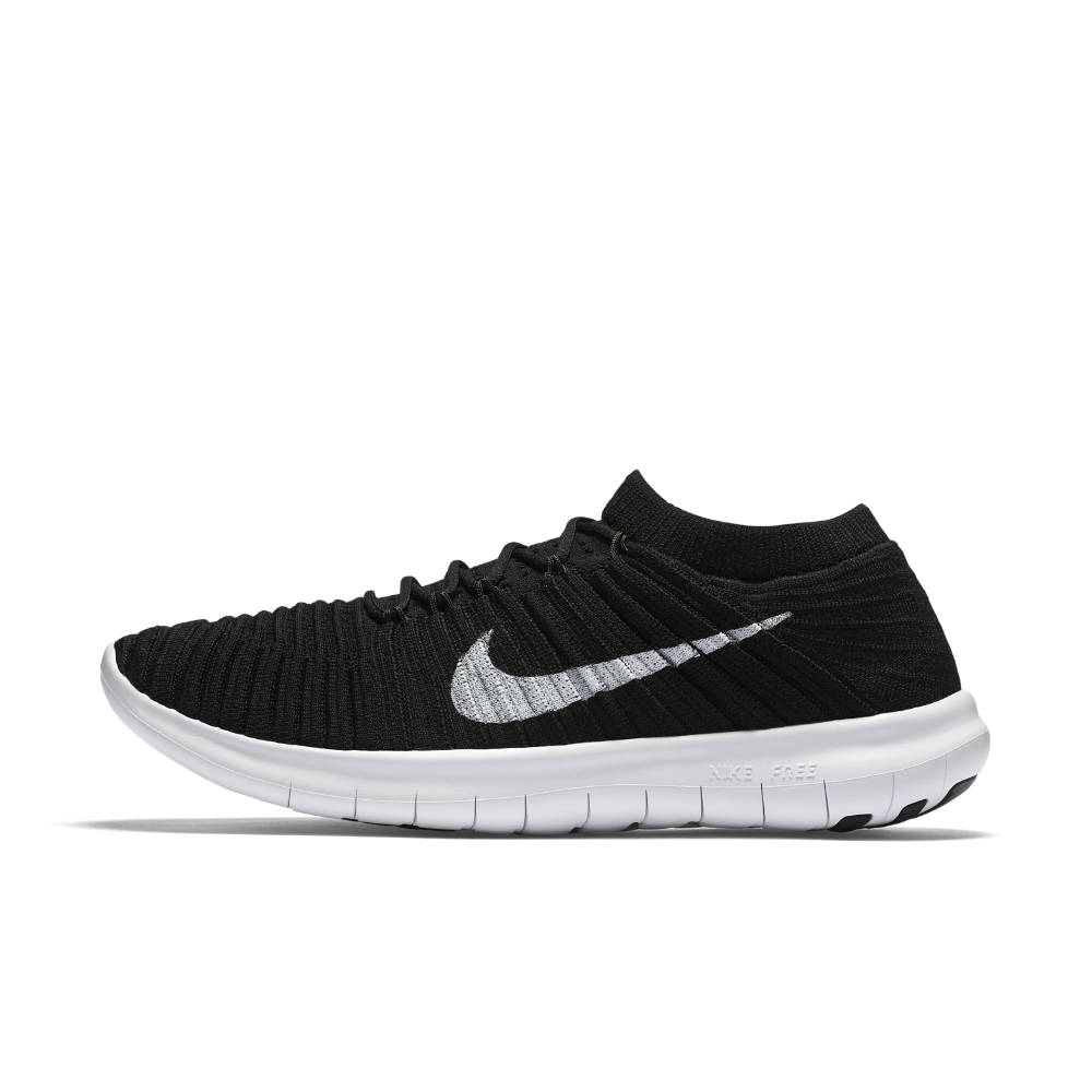 51b387717e8 Nike Free RN Motion Flyknit Women s Running Shoe Size 10.5 (Black) -  Clearance Sale