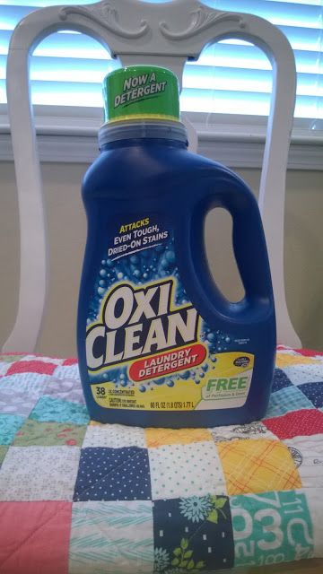 New Oxiclean Laundry Detergent Laundry Detergent Oxiclean