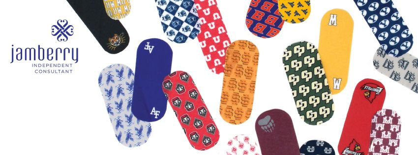 Choose From Even More Schools Online At Www Amywilloughby Jamberrynails Net Jamberry Nail Wraps Jamberry Nails Nail Wraps