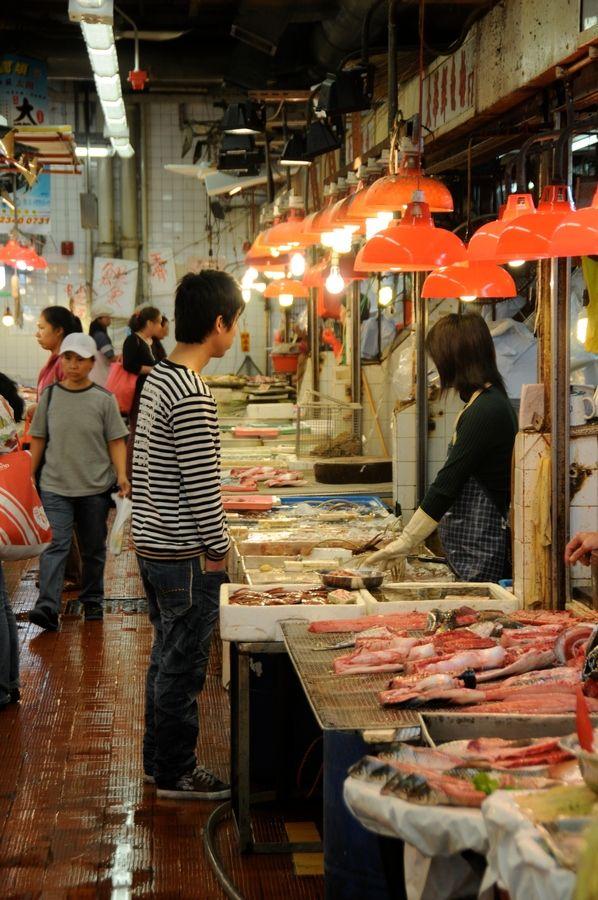 Fish Market In Hong Kong Http Www Travelandtransitions Com
