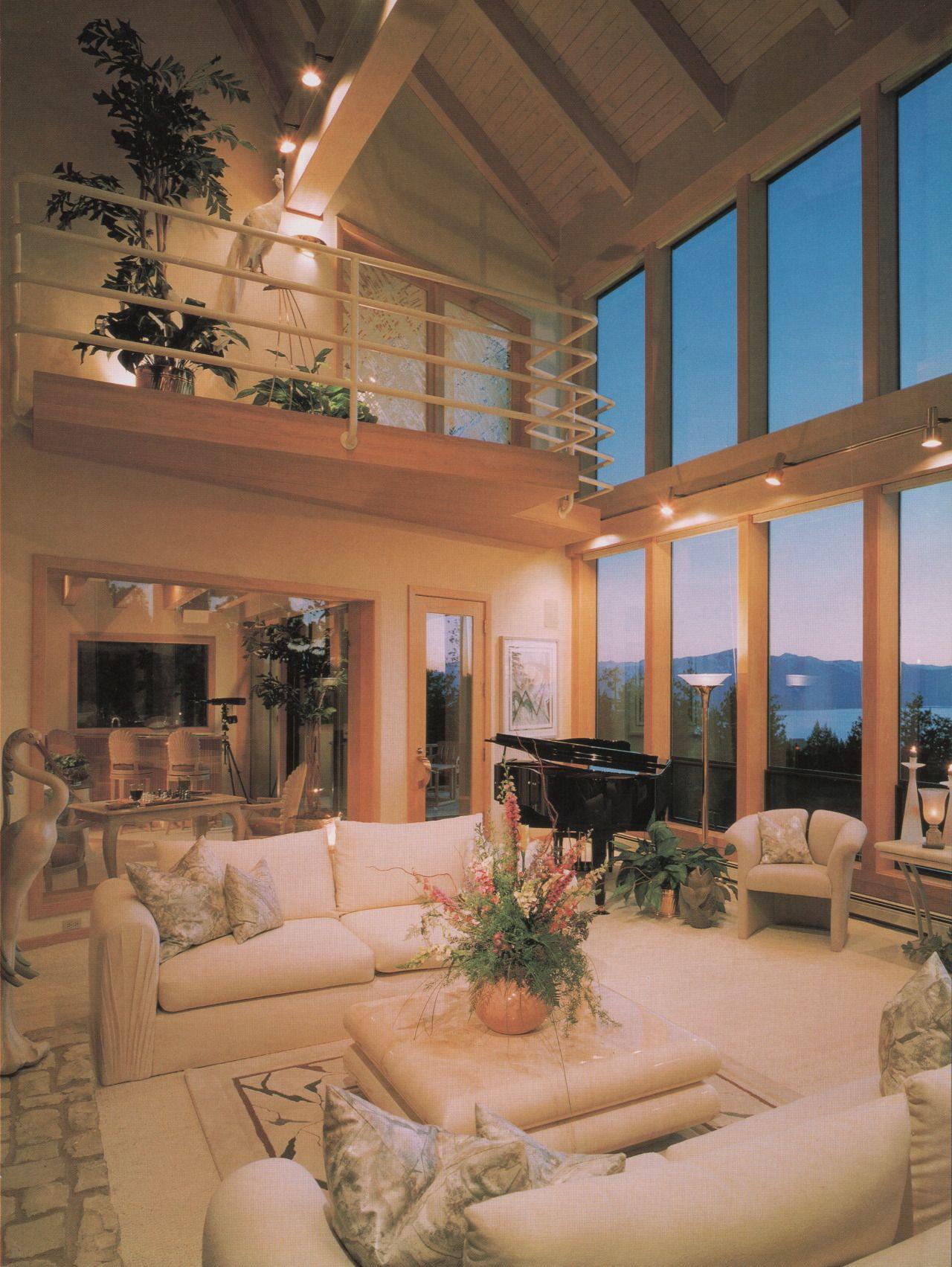 Modern Living | Retro interior design, Classic house ...