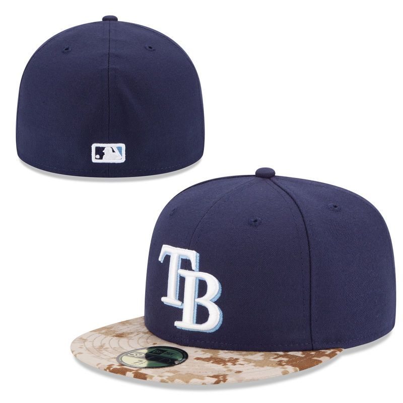 434bedd6b820b ... sweden tampa bay rays new era 2015 memorial day on field 59fifty fitted  hat navy 6ab88