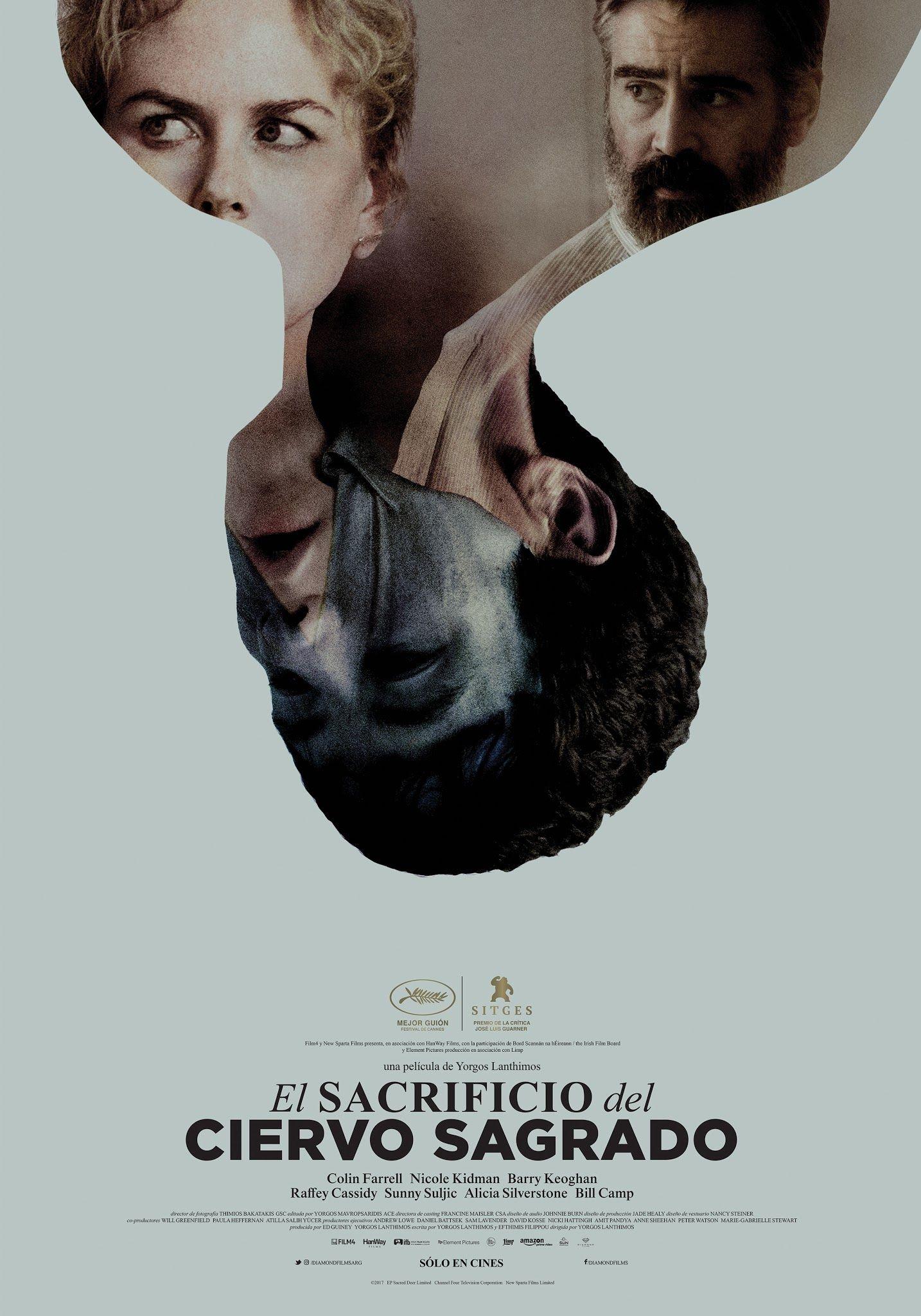 El Sacrificio Del Ciervo Sagrado Mejores Peliculas De Netflix Peliculas Cine Portadas De Películas
