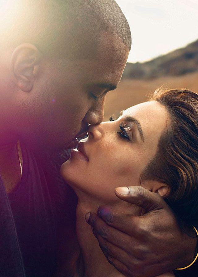 Kim  Kanyes Vogue Photoshoot Is Out  Kim Kardashian -7927