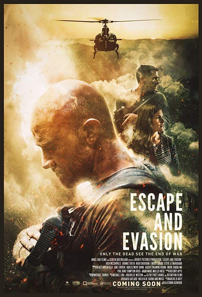ESCAPE AND EVASION Official Trailer (2019) HD Peliculas
