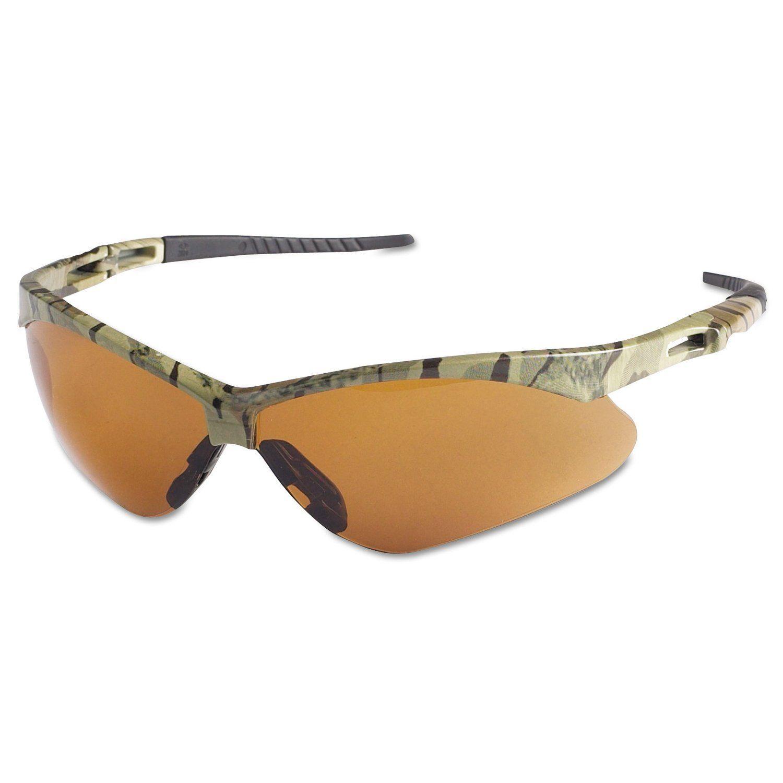 V30 Nemesis Camo Frame with Bronze Lens Glasses, Lens