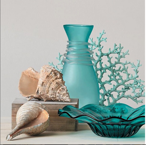 Turquoise Home Accessories: Aqua & Teal Home Décor