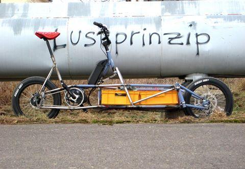 Bild Konnte Enthalten Fahrrad Und Im Freien Lastenfahrrad Fahrrad Fahrrad Design