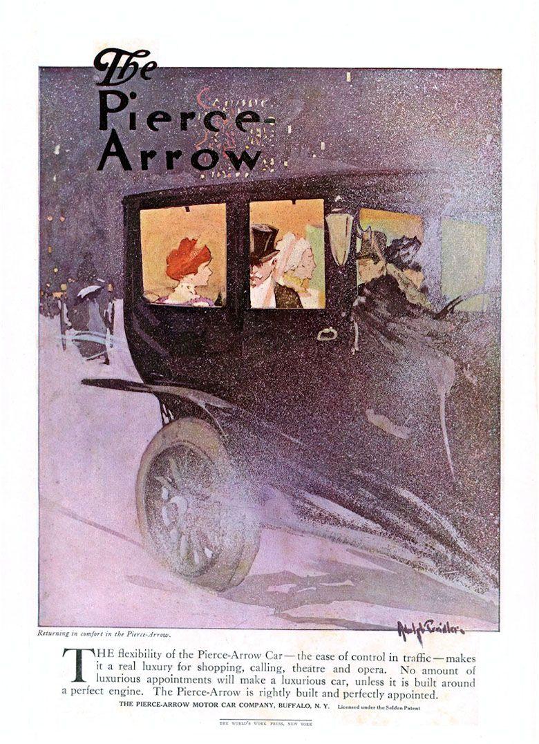 1910 Pierce-Arrow
