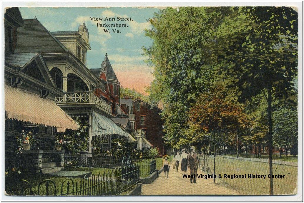 West Virginia Historical Photographs Collection 044304 044304 Jpg West Virginia Parkersburg Virginia