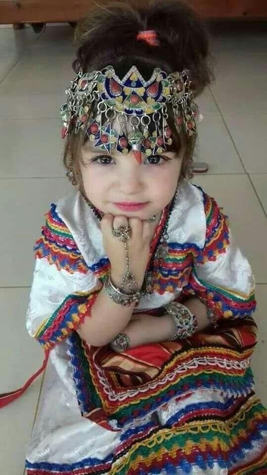 Girl kabyl from Algeria en 2019 Fille kabyle, Habits