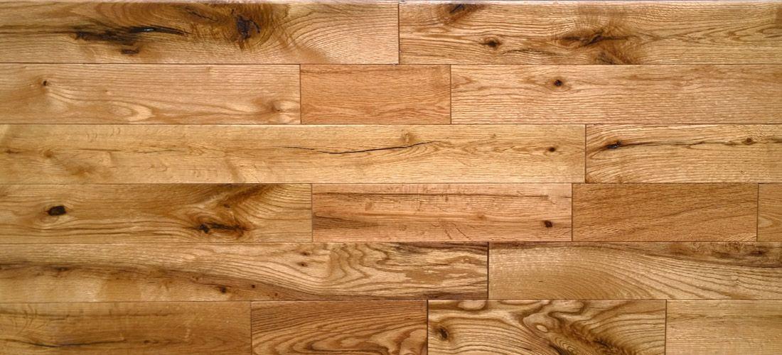 Red Oak Bsl Hardwood Rustic Grade