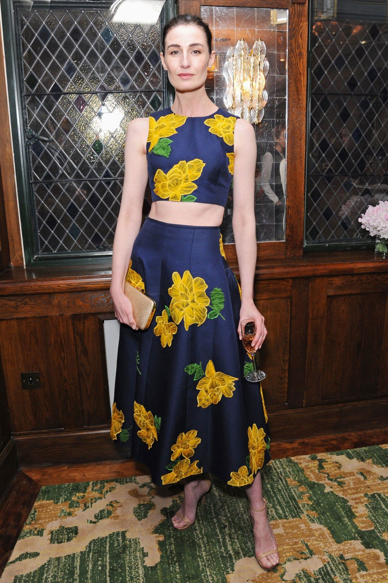 Michael Kors Icons of Style party, London - May 14 2015 - Erin O'Connor