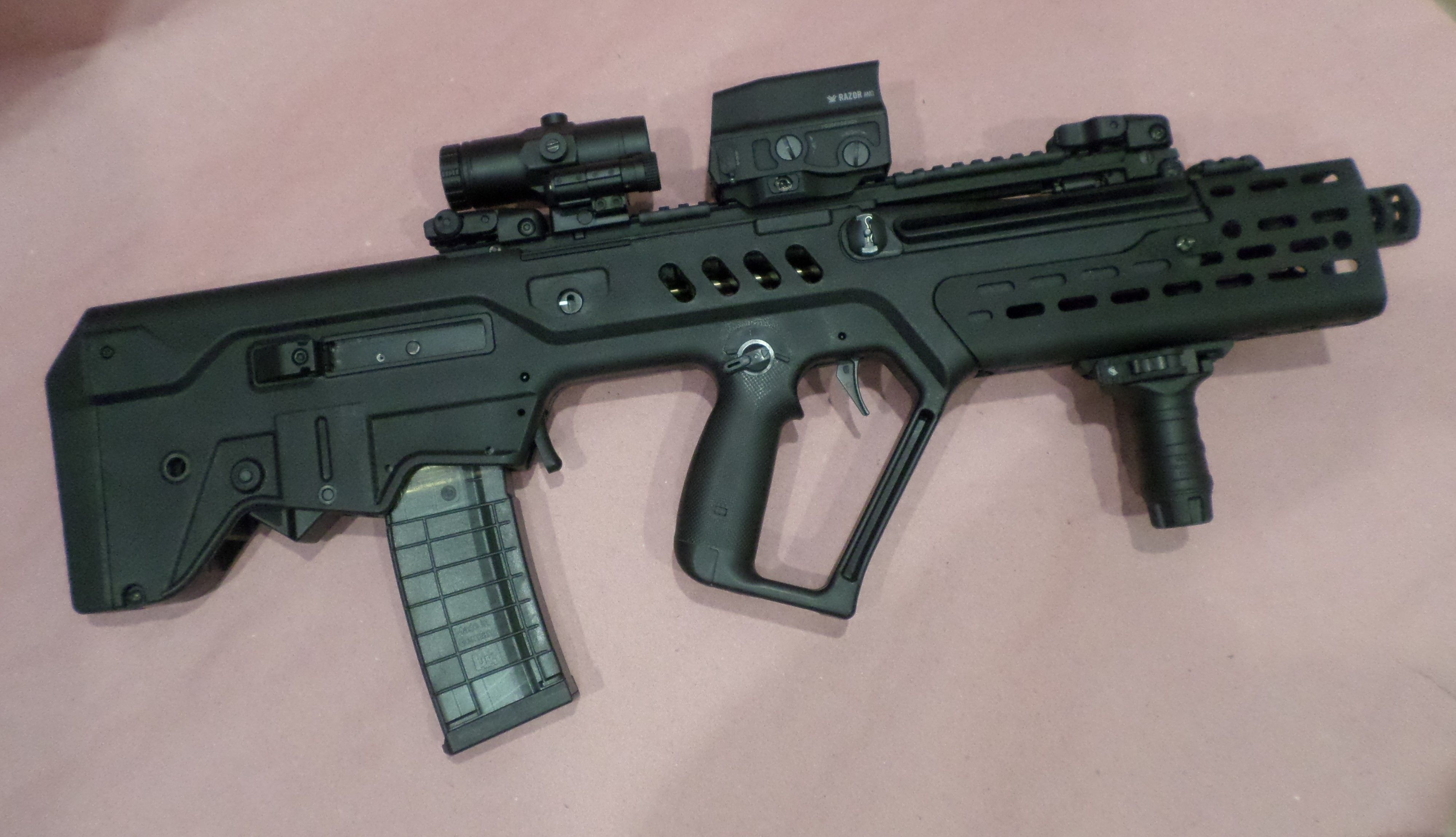 Space Force In 2020 Thermal Imaging Midland Radio Weapon Technology
