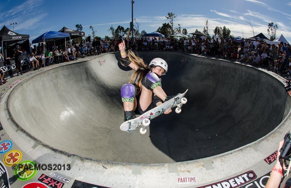 Allysha Bergado Skateboard, Sports, Women