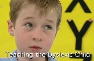 Teaching Young Children with Dyslexia Video - Dyslexic Advantage. Very informative video with tips to try at home