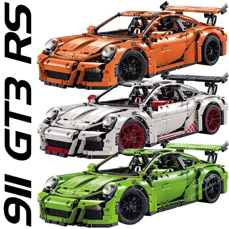 Racing Blocks Hours Model Race 1249pcs Building 24 Car Bricks R354LcAjq